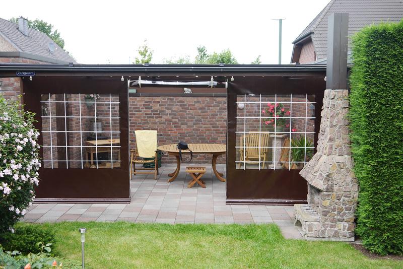 Plane Für Terrasse terrassenverkleidungen planen zelte timmermann bocholt